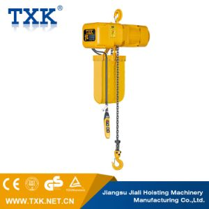 250kg to 5ton New Model Electric Chain Hoist pictures & photos