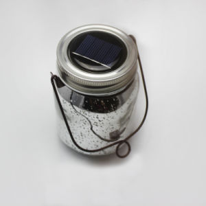 Multicolor Firefly Jar Lights in Solar Glass for Outdoor pictures & photos