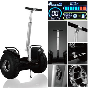 2 Wheel Smart Golf Scooter Electric Balance Scooter pictures & photos