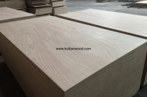 High Grade Decorative Commercial Plywood with Ce Certificate