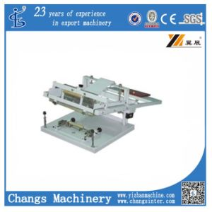 Yz-1 Manual Curved Surface Screen Printing Machines pictures & photos