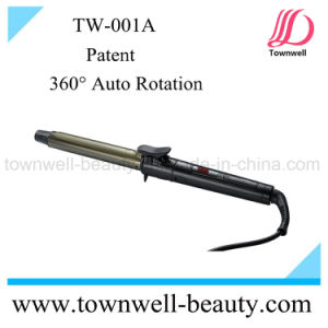 360 Angle Free Rotation Hair Curler with Tourmaline Ceramic Coating