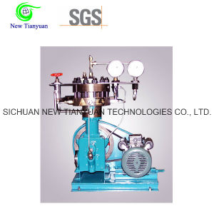 6nm3h Volume Capacity Gz Type Hydrogen Gas Compressor