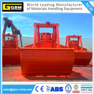 Hydraulic Motor Electric Ship Grab Bucket for Cranes pictures & photos