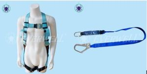 Safety Harness with Certification: Ce0158, Certification Ce-En 361: 2002. (EW0115H) -Set3