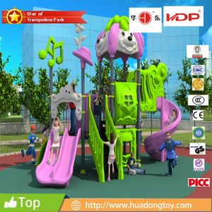 Huadong Highly Recommanded Outdoor Playground with Factory Price pictures & photos