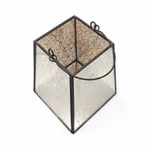 Decorative Geometric Glass Terrarium for Flower pictures & photos