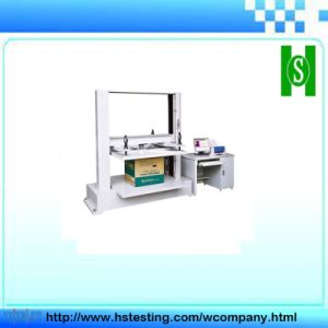 Servo Control Compression Testing Equipment for Container and Paper Box pictures & photos