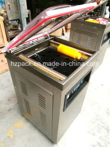 Dz-400L Single Chamber Vacuum Packer Vacuum Packing Machine From China pictures & photos