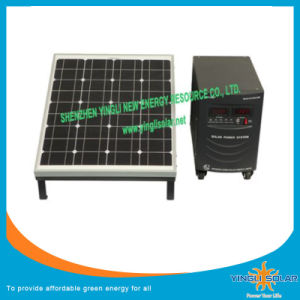 Polycrystalline Silicon Solar Energy Power System off Grid for CCTV pictures & photos