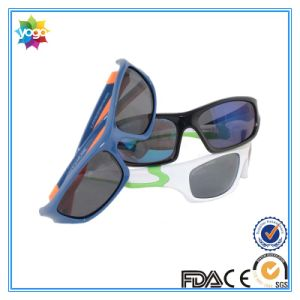 Promotion Kids Eyewear Sun Glasses for Children Outdoor Activity