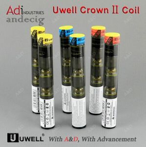 2017 Uwell Improved Sub Ohm Tank Crown Tank Crown 2 Coil with No Leaking pictures & photos