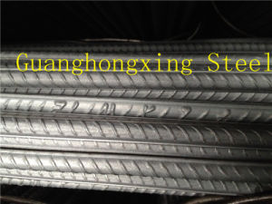 ASTM A615, A706 SD390, BS4449 Gr. 460 Deformed Steel Bar