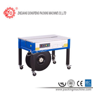 High Desk Semi Automatic Strapping Machine (KZBK) pictures & photos