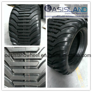 Agricultural Floation Tire 550/45-22.5 for Farm Trailer pictures & photos