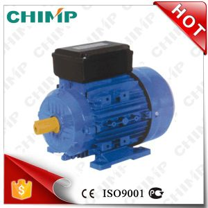 Chimp Ce Approved My Series Capacitor-Start Induction Aluminum 2 Poles 750W Single-Phase Electric Motor pictures & photos