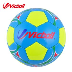 Custom Print PVC Soccer Ball for Promotional Gift pictures & photos