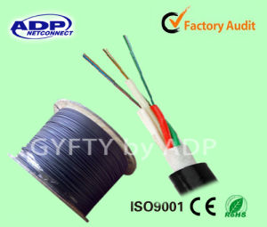 GYFTY Non-Armored Anti-Thunder Fiber Optic Cable pictures & photos