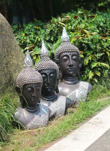 China Different Size Buddha Head Garden Ornaments For Sale China Garden Ornaments And Garden Decoration Price