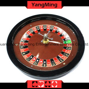 Casino Stand Roulette Wheel (YM-RW02) pictures & photos