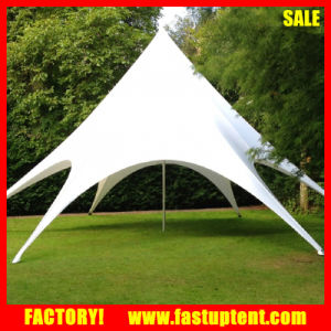 Aluminum Pole High Peak Star Shaped Tent for Event & China Aluminum Pole High Peak Star Shaped Tent for Event - China ...