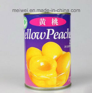 Delicious High Quality Canned Yellow Peach pictures & photos