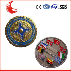 Professional China Custom Metal Collectible Coins pictures & photos