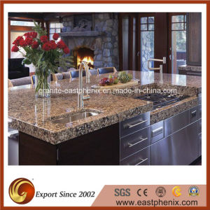 Natural Polished Quartz Countertop for Kitchen