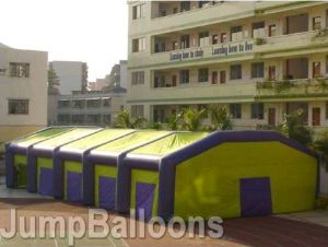 Customized Inflatable Tents for Events with Furniture/Floor/Cooling/Lighting pictures & photos