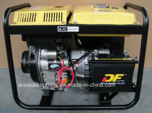 2kw Kaiao Electric Diesel Generator Set Air Cooled Small Home Use Generator