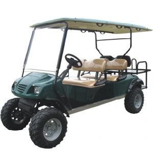 Hunting Golf Carts, Electric, 6 Seats with Foldable Seats, Eg2040asz pictures & photos