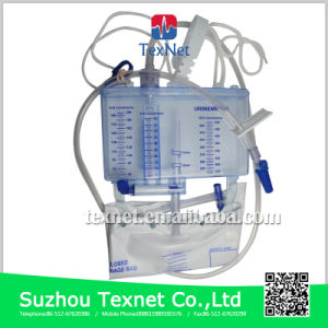 Transparent Adult Urine Collection Bag 2000ml pictures & photos