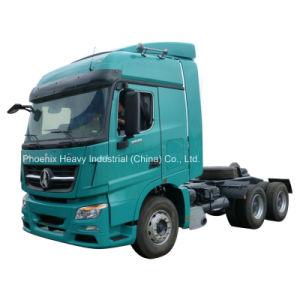 420HP Beiben Powerstar V3 Tractor Truck with Mercedes Benz Technology 6X4 Low Price pictures & photos