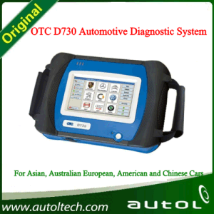 Super Original OTC D730 Automotive Diagnosric System Coverage for Asian, Australian European, American and Chinese Cars with Multi-Language pictures & photos