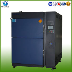 High-Low Temperature Test Chamber Heating Impact Test Cabinet pictures & photos