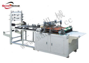 Single Line Zip Lock Bag Making Machine pictures & photos