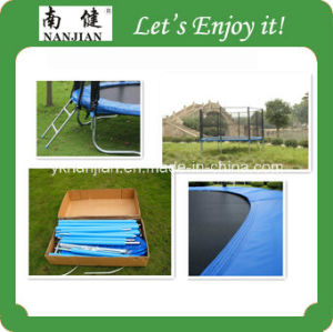 13ft Body Building Jumping Outdoor Trampoline Bed pictures & photos
