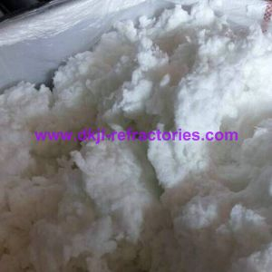 Pure White Thermal Insulation Ceramic Fiber Bulk pictures & photos