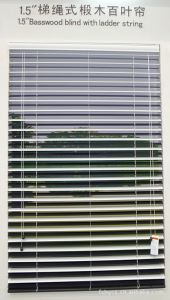 Metal Head Rail 25mm Aluminium Blinds pictures & photos
