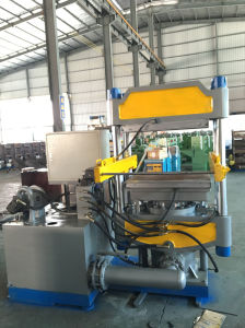 Full Automatic EVA Soles Double Colors Foaming Machine pictures & photos