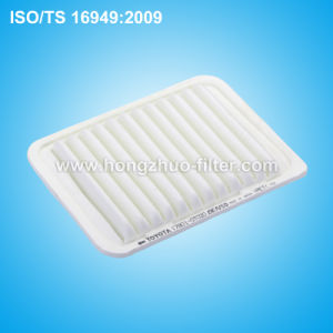 Auto Air Filter 17801-0T020 for Toyota pictures & photos