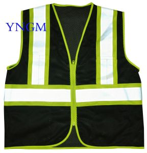 Reflective Safety Workwear Vest for Protection pictures & photos