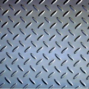 Mild Steel Chequered Plate Ms Checker Plate Checkered Steel Plate pictures & photos
