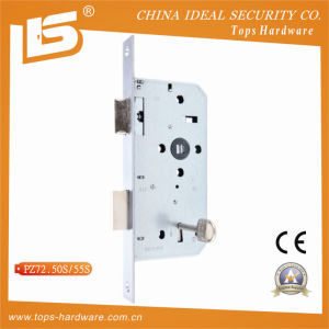 High Quality Mortise Lock Body (PZ72.55S) pictures & photos