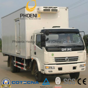 China Top Brand 4.1m 4X2 Dongfeng Refrigerated Truck pictures & photos