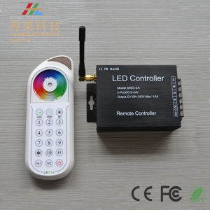 5-24V 2.4G Wireless Synchronous LED RGB Dimming & Touch Driver pictures & photos