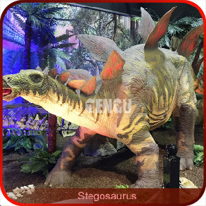 Mechanical Dinosaurs for Museum Dinosaur Figurine pictures & photos