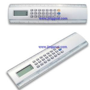 2 in 1 Calculator and Ruler pictures & photos