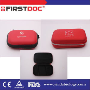 Small EVA Car First Aid Kit Wholesale Health Care Medical Home Equipment Travel First Aid Kit pictures & photos
