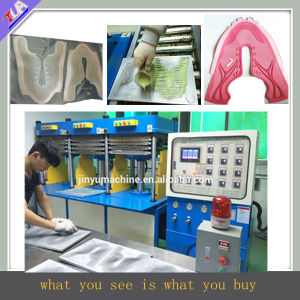 Shoes Upper Molding Machine, Shoes Cover Making Machine, Sport Vamp Pressing Machine pictures & photos
